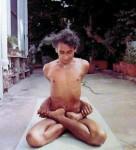 Baddha-padmåsana