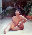 Yoga-dandåsana